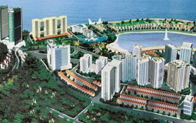 Dự án Hạ tầng kỹ thuật khu đô thị mới Cái Dăm