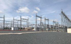 Đóng điện TBA 220 kV Long Xuyên 2 và đường dây đấu nối