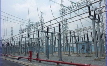 Album thi công hệ thống lưới điện xuyên quốc gia