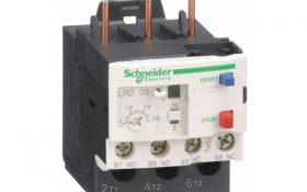 Nguyên lý hoạt động và công dụng của relay nhiệt Schneider