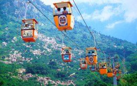 Dự án Các nhà ga cáp treo Núi Bà Đen – Tây Ninh