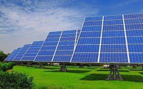 Điện mặt trời trên địa bàn tỉnh Bình Thuận