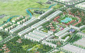 Dự án : Khu đô thị mới phía Bắc, tiểu khu IX, thuộc xã Ninh Nhất, thành phố Ninh Bình và xã Ninh Mỹ, huyện Hoa Lư